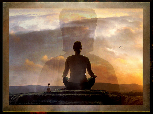 """What To Do When Meditation Gets """"Hard"""""""