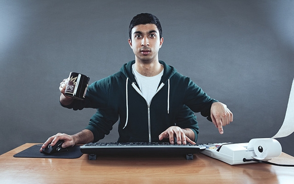 Mindfully Moving Beyond Multitasking