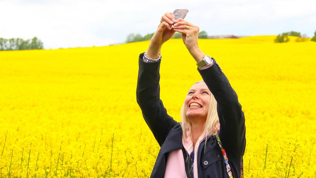 On Selfies, and Self-Love
