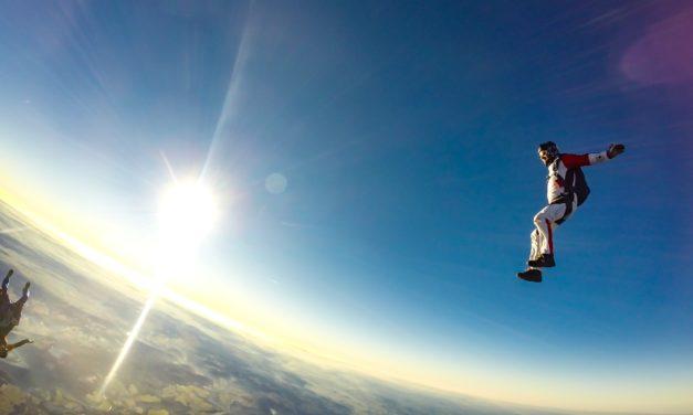 Battling Fear at 14,500 Feet