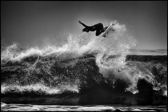 Nothing is Wrong! You're Just Growing. Or How to Live Life like a Big Wave Surfer