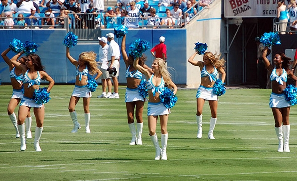 What Carolina Panthers' Dance Team Auditions Taught Me About My Power