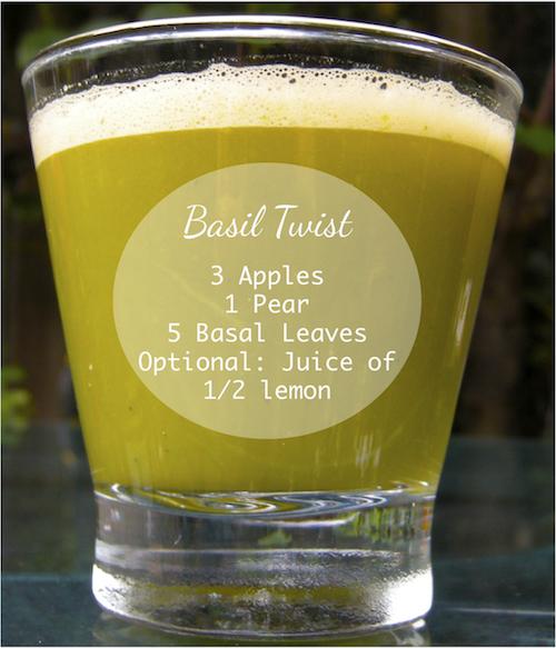 Juice Recipe #3