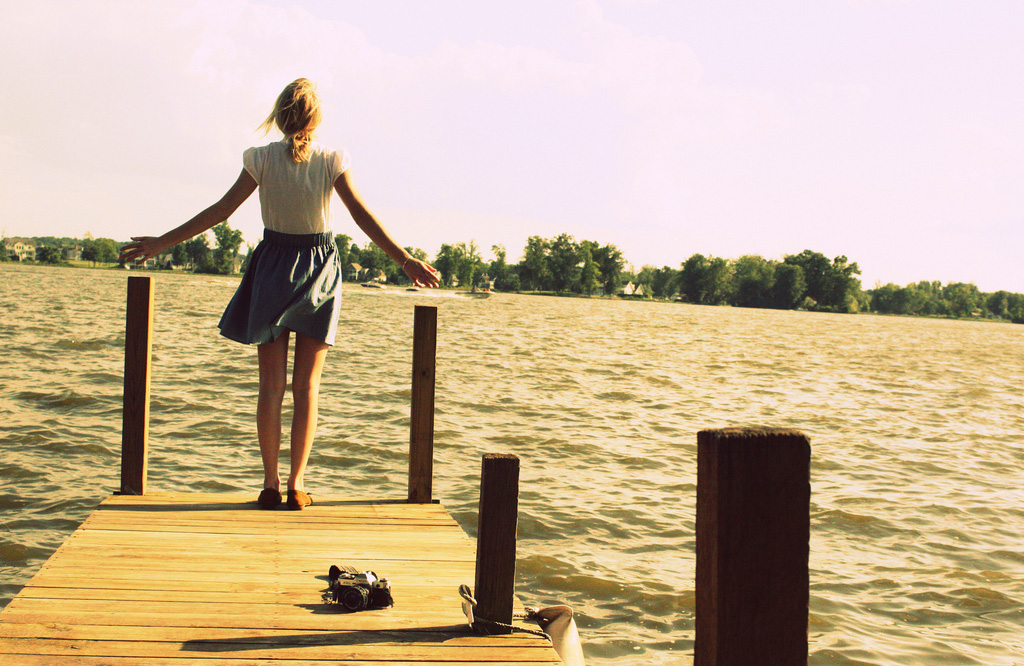 4 Steps to Giving Yourself the Love You Never Got