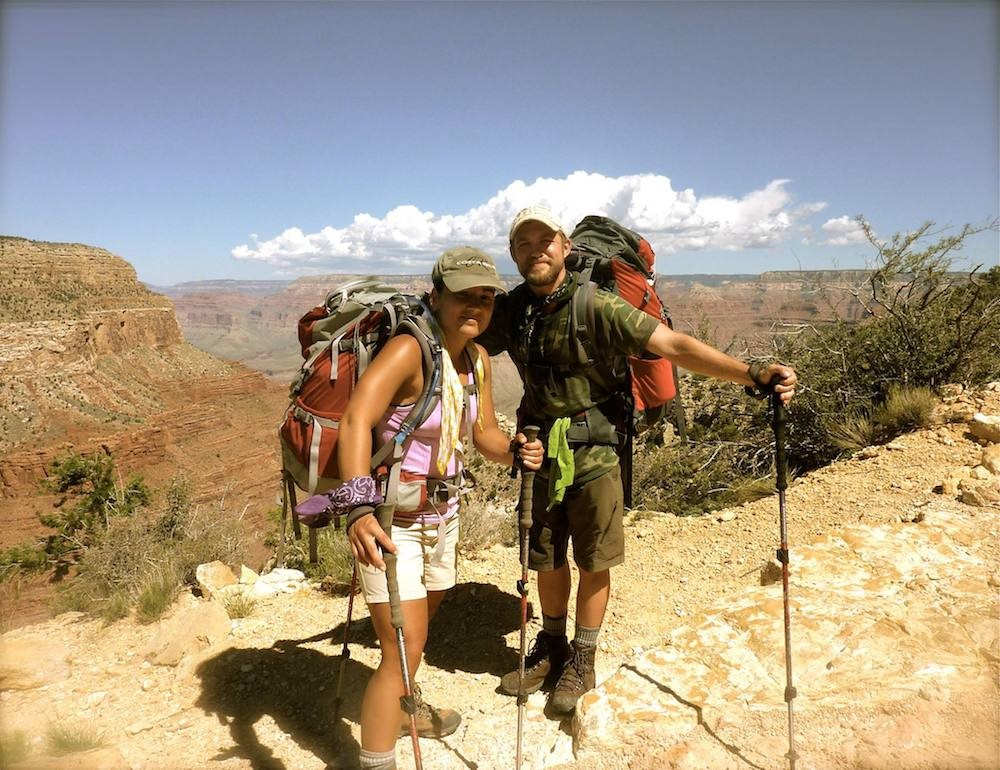 Backpacking Grand Canyon 12
