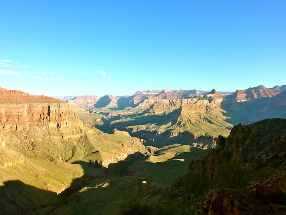 Backpacking Grand Canyon 2
