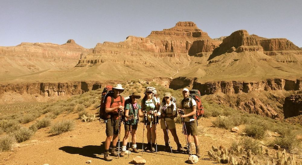 Backpacking Grand Canyon 5
