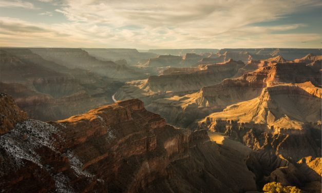 How Backpacking The Grand Canyon Changed My Life