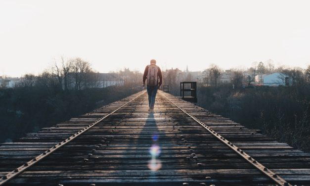How to Find the Strength to Keep Going When Your Life Falls Apart