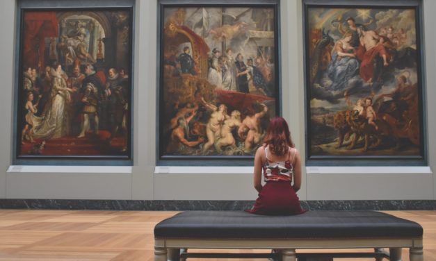 How Art Gave Me Solace