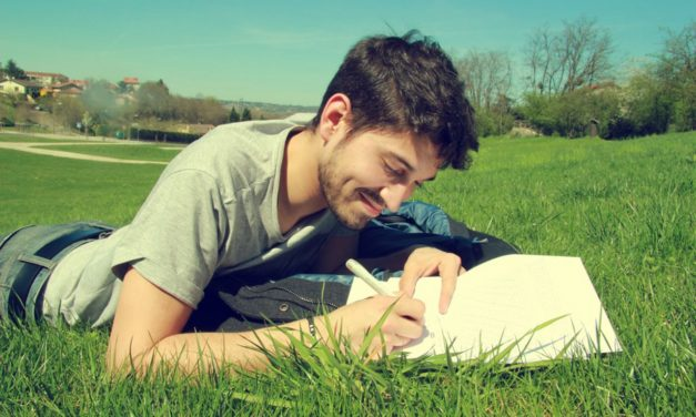 How Writing Helped Me Overcome Stress and Become Happier
