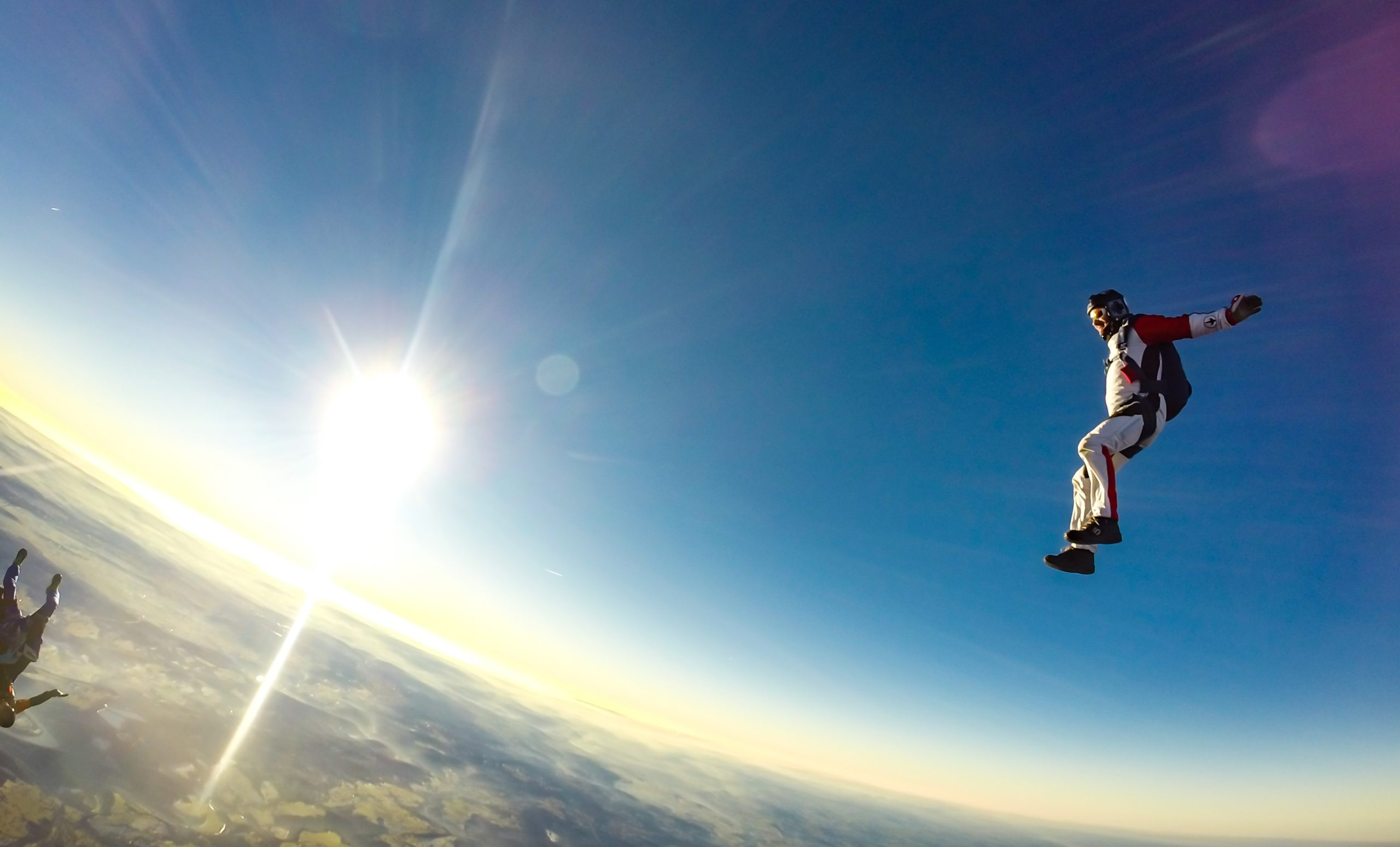 fear skydive